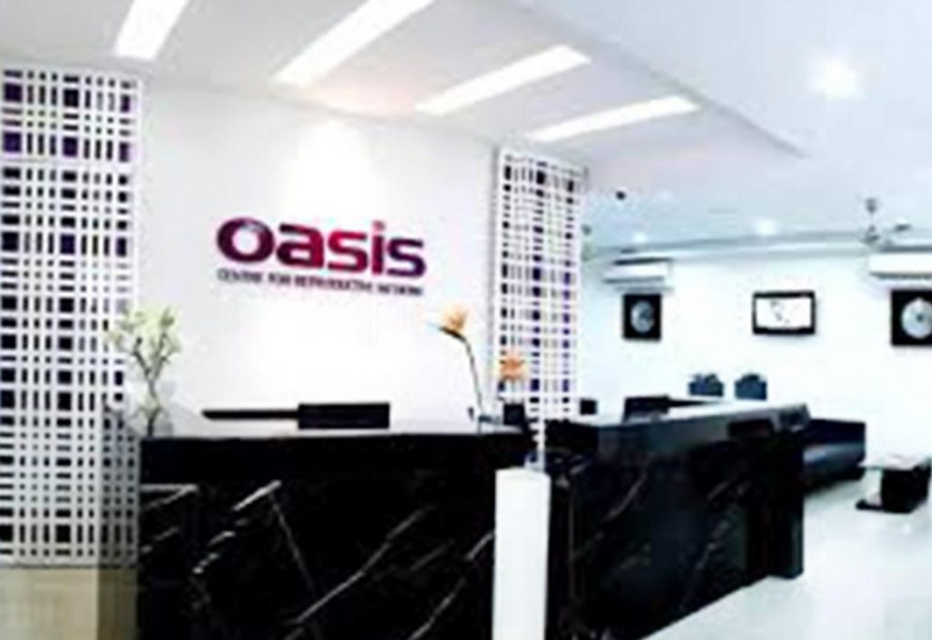 IVF @Home campaign of Oasis Fertility Hyderabad